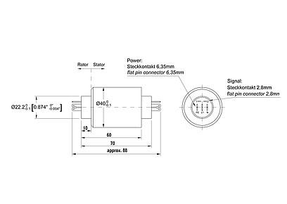 Cycle chaîne lien Splitter ouverture extracteur stl04