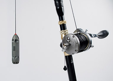 data transmission through fishing rods with LTN technology