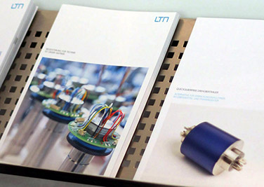Download of LTN marketing materials, manuals, certificates and catalogues